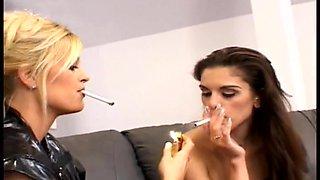 Smoking sex part 1
