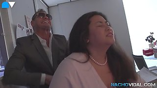Nacho Fucks Secretary