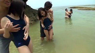 Amazing Japanese whore in Horny Squirt, HD JAV movie