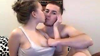 Crazy homemade Girlfriend, Webcam porn clip