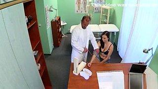 Slut Amateur Fucked After Doctor Exam