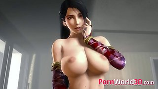 Dead or alive 3d animated sweet sluts gets fucks