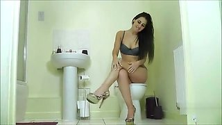British Mistress Toilet Slave