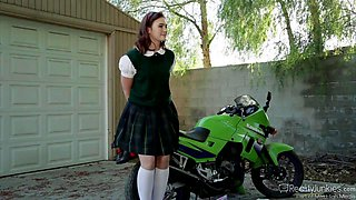 Innocent Looking But Slutty  Corrupt Schoolgirls #06