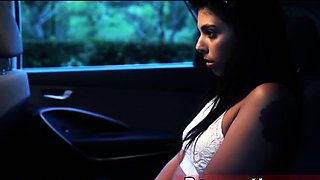 Alien girl sex 3d Poor little Latina teenager Gina Valentina