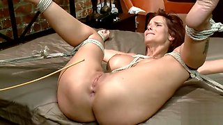 MILF Stepmom Dominated and Ass Fucked by Bitchy Daughter