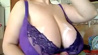 Alicia Purple Top