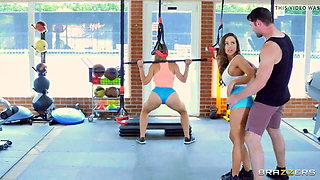 Best of Brazzers Working Out