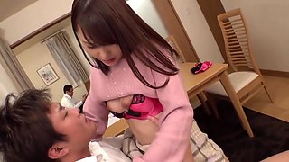 Friend's Sister Seduces And Rides Me On Chair Till Creampie (DOCP-138)