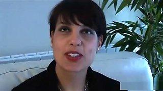 sonia belle arabe en casting