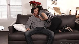 Brooklyn Gray is having an affair with her boss, because it feels so fucking good