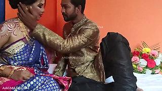 Indian Erotic Short Film Behind the Scene of Suhag Raat Uncensored