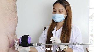 Sperm Bank: I Accidentally Do A Facial To The Nurse