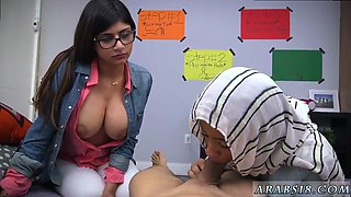 Muslim nurse first time BJ Lesfriends sons with Mia Khalifa