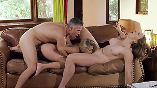 Mick Blue & Chanel Preston & Carolina Sweets in The Sessions: Part 8 - BabesNetwork