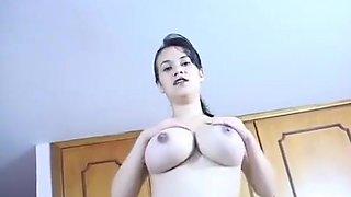 Midget BBC Fucked Big Tits Latina Teen Amateur