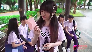 Chinese Babe And Chinese Student - Crazy Porn Scene Stockings Newest Show