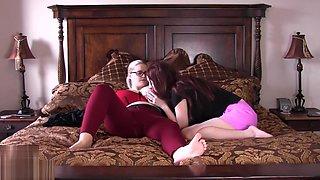 Mother Breastfeeds Adult Daughter