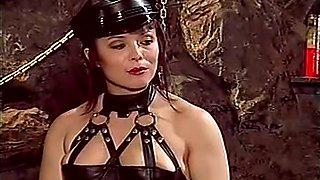 Portrait of a Dominatrix - Mistress Midari