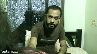 Indian husband shared his wife with friend, with Hindi Audio