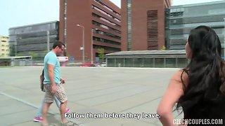 Czech Swingers Foursome Porn Video