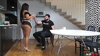 Latina Maid With Big Ass