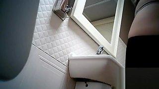 Spy toilet 2500