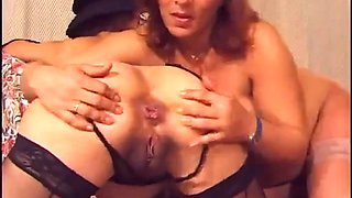 German, Large Nipp, Preggy, Anal, 10-Pounder Sex - Cireman