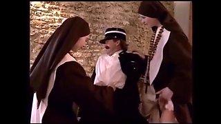 Retro Porn Video With Horny Nuns