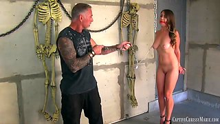 Young Chrissy Is Tricked Into Being A Bondage Slave