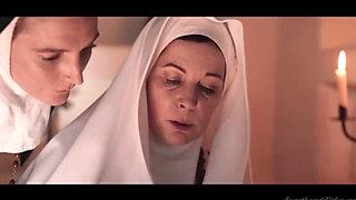Magdalene St Michaels Nina Hartley milf lesbian scene