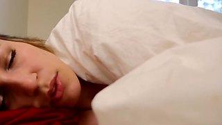 Waking up sister
