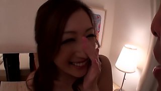 Exotic Japanese girl Julia Kyoka in Incredible JAV censored Swallow, Hairy clip