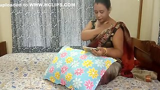 Desi Indian And Desi Bhabhi - Mom With Sons Friend