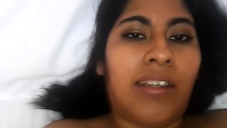 Ballsucking Mexican Motel Slut Gets Fucked