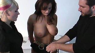 Prison stripsearch