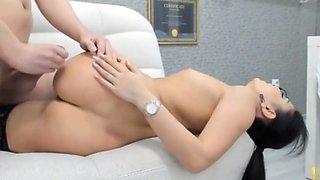 Perfect german webcam girl fucking