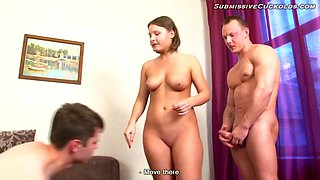 SubmissiveCuckolds Video: Milena