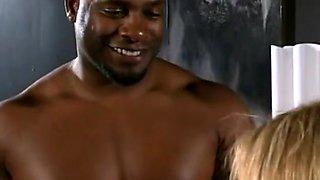 Best pornstar Trina Michaels in crazy interracial, big tits xxx clip