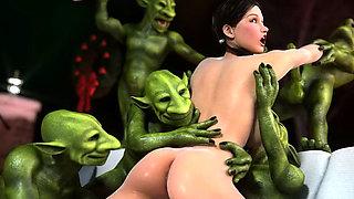 Kingdom of Evils 3D Toons 1