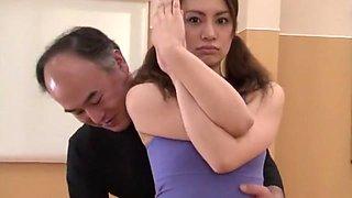 Best Japanese slut Akiko Nemoto, Ren Mitsuya, Azusa Ayano in Exotic Sports, Voyeur JAV clip
