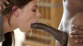 Teen Hooks Up With Her Sisters Bbc Affair