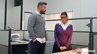 Alexis Fawx - Office Of Sexual