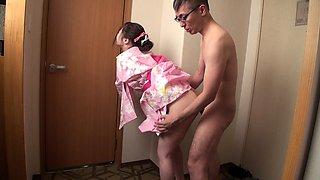 Horny Japanese girl bj Pov more on voayercams com
