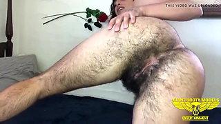 Hairy asshole compilation