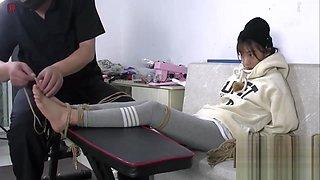 Astonishing porn video Brunette newest , take a look
