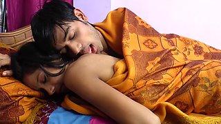 Hot indian girl romance with boyfriend