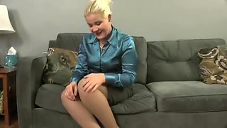 Spunk Lube Presents: Pantyhose #4
