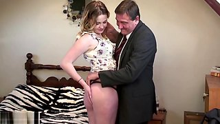 Old pervs fuck young meat