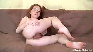 Elouisa is a masturbating policewoman today for us  - Compilation - WeAreHairy